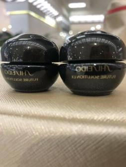 2 x Shiseido Future Solution LX Total Regenerating Night Cre