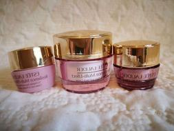 3 Lots Estee Lauder Resilience Multi-Effect Face & Neck Day
