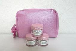 3 X Lancome Bienfait Multi-Vital Cream 2 Day/1 Night Moistur