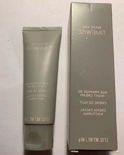 Mary Kay 3D TimeWise Age Minimize Night Cream ~ Normal/Dry *