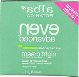 Alba Botanica-Natural Even Advanced Sea Plus Renewal Night C