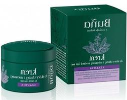 BUNA SAGE FACE CREAM FOR OIL AND MIXED SKIN DAY NIGHT