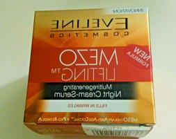 EVELINE COSMETICS MEZO LIFTING MULTIREGENERATING NIGHT CREAM