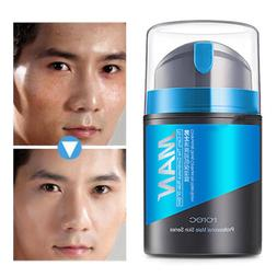 Men's Oil-control Face Cream Hyaluronic Acid Serum Anti Agin