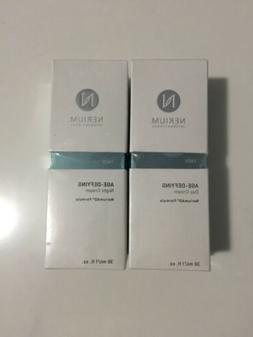 Nerium AD Age Defying DAY and NIGHT Cream Combo Complete Kit