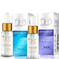 Vitamin C Booster Hyaluronic Kit - 180 Cosmetics - Hyaluroni