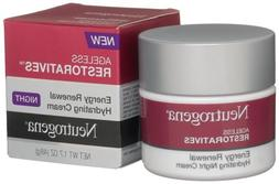 Neutrogena Ageless Restoratives Energy Renewal Hydrating Nig