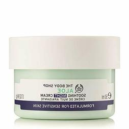 The Body Shop Aloe Soothing Night Cream Formulated for Sensi