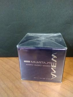 AVON~ANEW PLATINUM~NIGHT CREAM~FULL SIZE