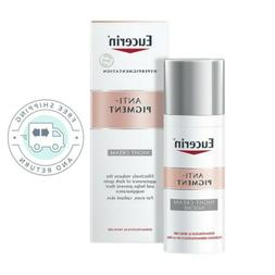 Eucerin Anti-Pigment Night Cream 50ml Exp 09/2021 NIB
