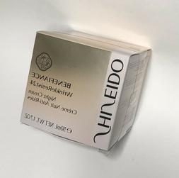 Shiseido Benefiance Wrinkle Resist 24 Night Cream 50ml/1.7oz
