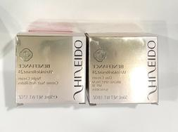 Shiseido Benefiance WrinkleResist24 DAY & NIGHT Cream, 1.7 f