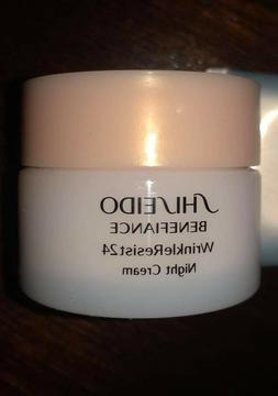 SHISEIDO BENEFIANCE Wrinkleresist24 Night Cream 30ml