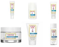 Burt's Bees Intense Hydration Skin Products, 6 Types