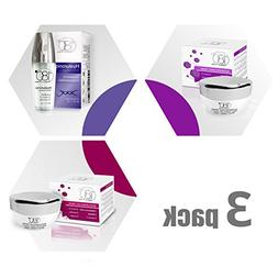 180 Cosmetics Day Cream + Night Cream + Eye Cream Kit, Enjoy