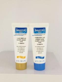 Dermasil Day Cream Night Cream  2oz