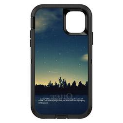 OtterBox Defender for Apple iPhone  Night Sky Lake Jeremiah