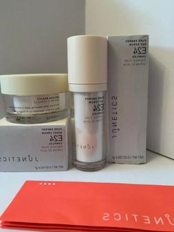 Junetics E24 Pure Energy Day Serum & Night Cream New