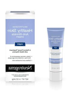 Neutrogena Healthy Skin Anti-Wrinkle Night Cream Retinol Fac