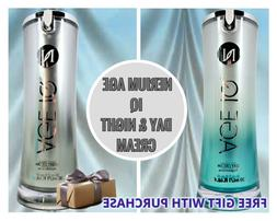 NERIUM IQ DAY &/OR NIGHT CREAM FREE GIFT WITH 2 BOTTLES SHIP