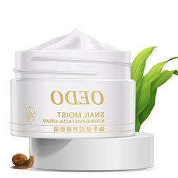 Korea Snail Face <font><b>Cream</b></font> Moist Nourishing