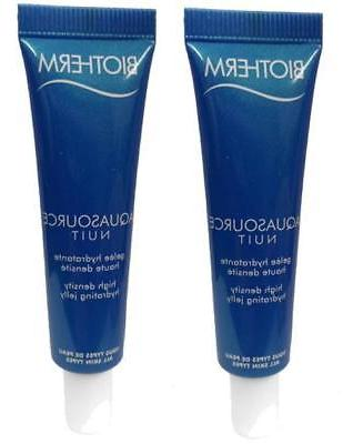 2 Biotherm Aquasource Nuit High Density Hydrating Jelly Nigh