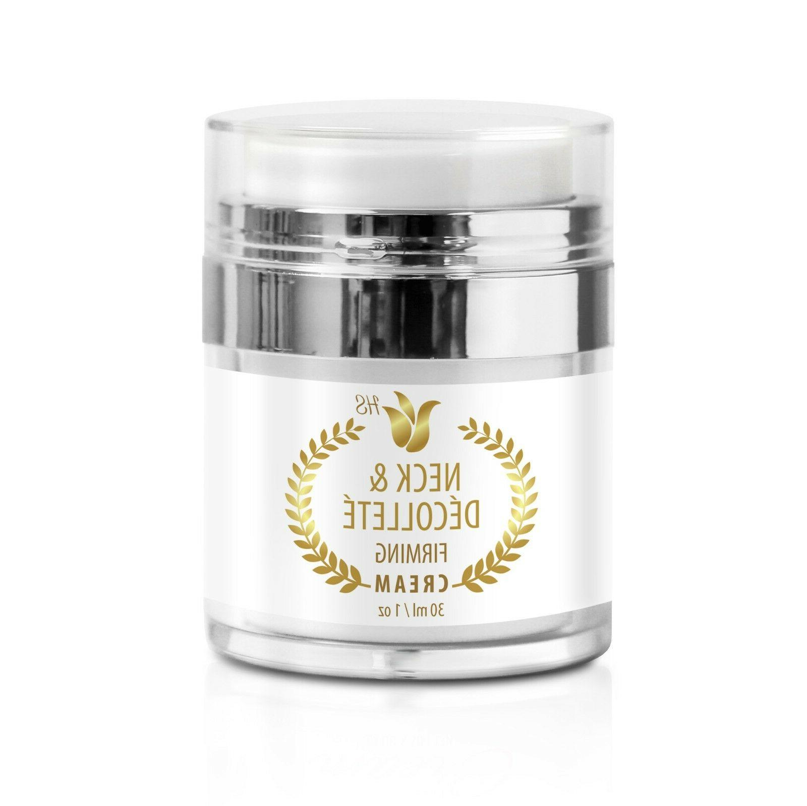 Anti Aging Night - Neck & Decollete Firming Cream 30ml - Coc