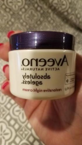 Aveeno active Naturals absolutely ageless restorative night