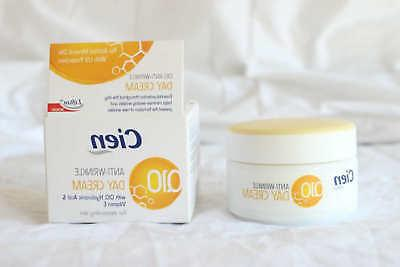 CIEN Q10 Cream & and Contour