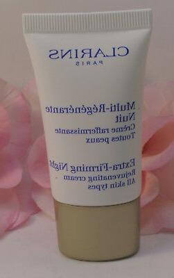 Clarins Extra-Firming Day Wrinkle Lift Cream for ALL Skin Ty