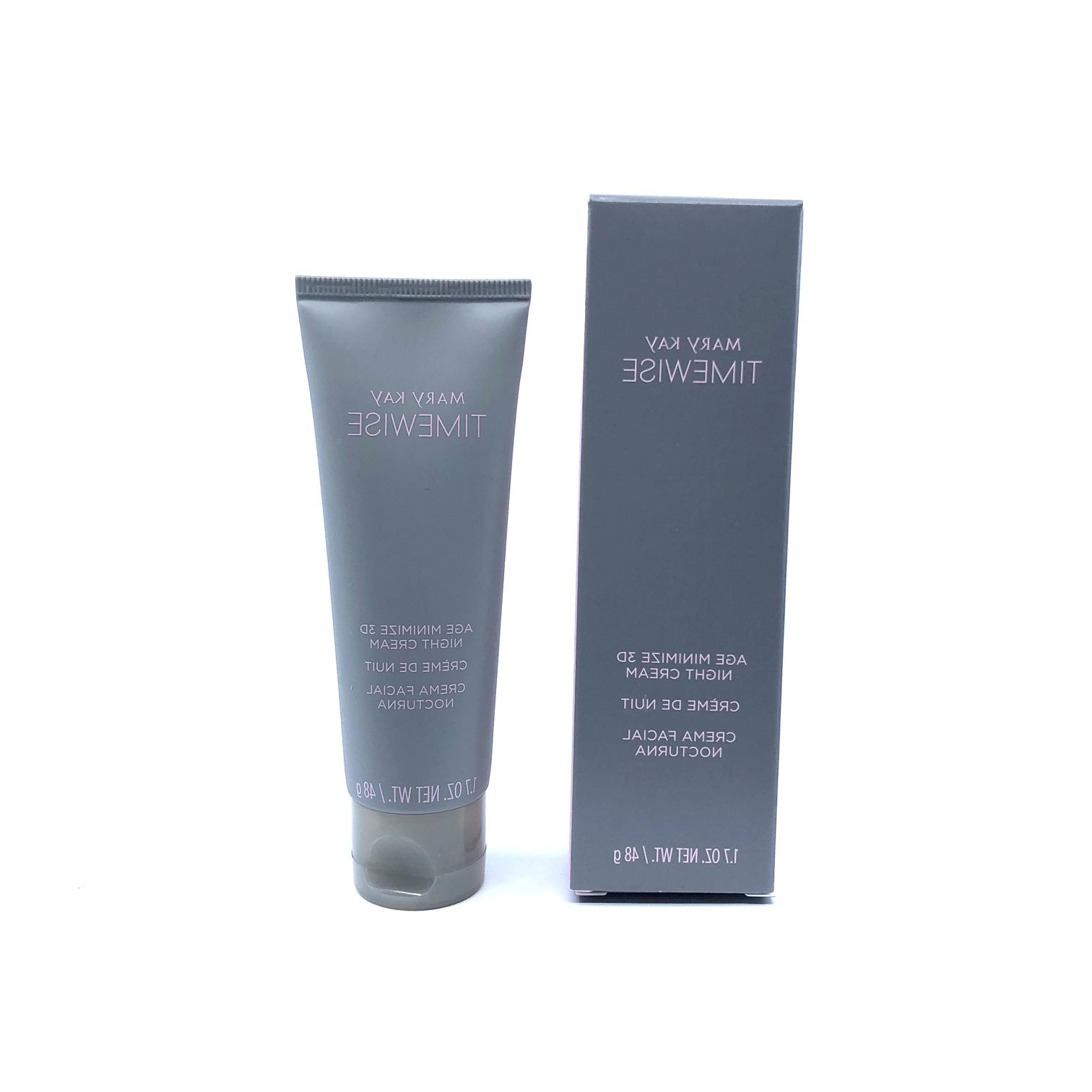 Mary Kay 3D TimeWise Age Minimize  -Night Cream- Normal/Dry