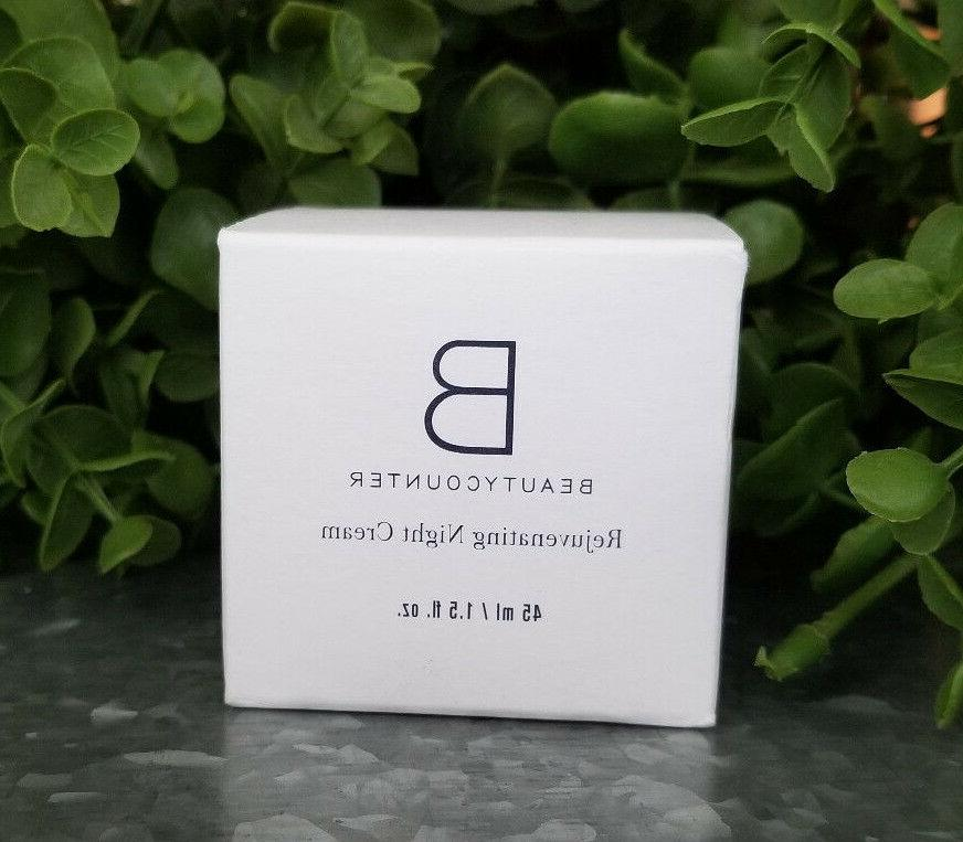 NEW BeautyCounter Beauty Counter Rejuvenating Night Cream 45