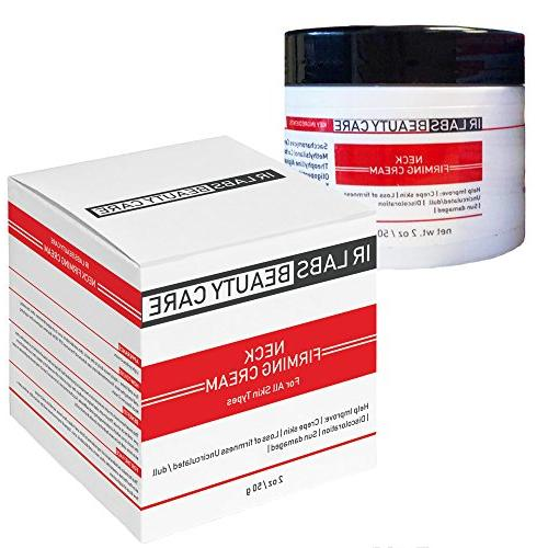 Neck Cream, Turkey Neck Lifting, Firming Cream With Advanced