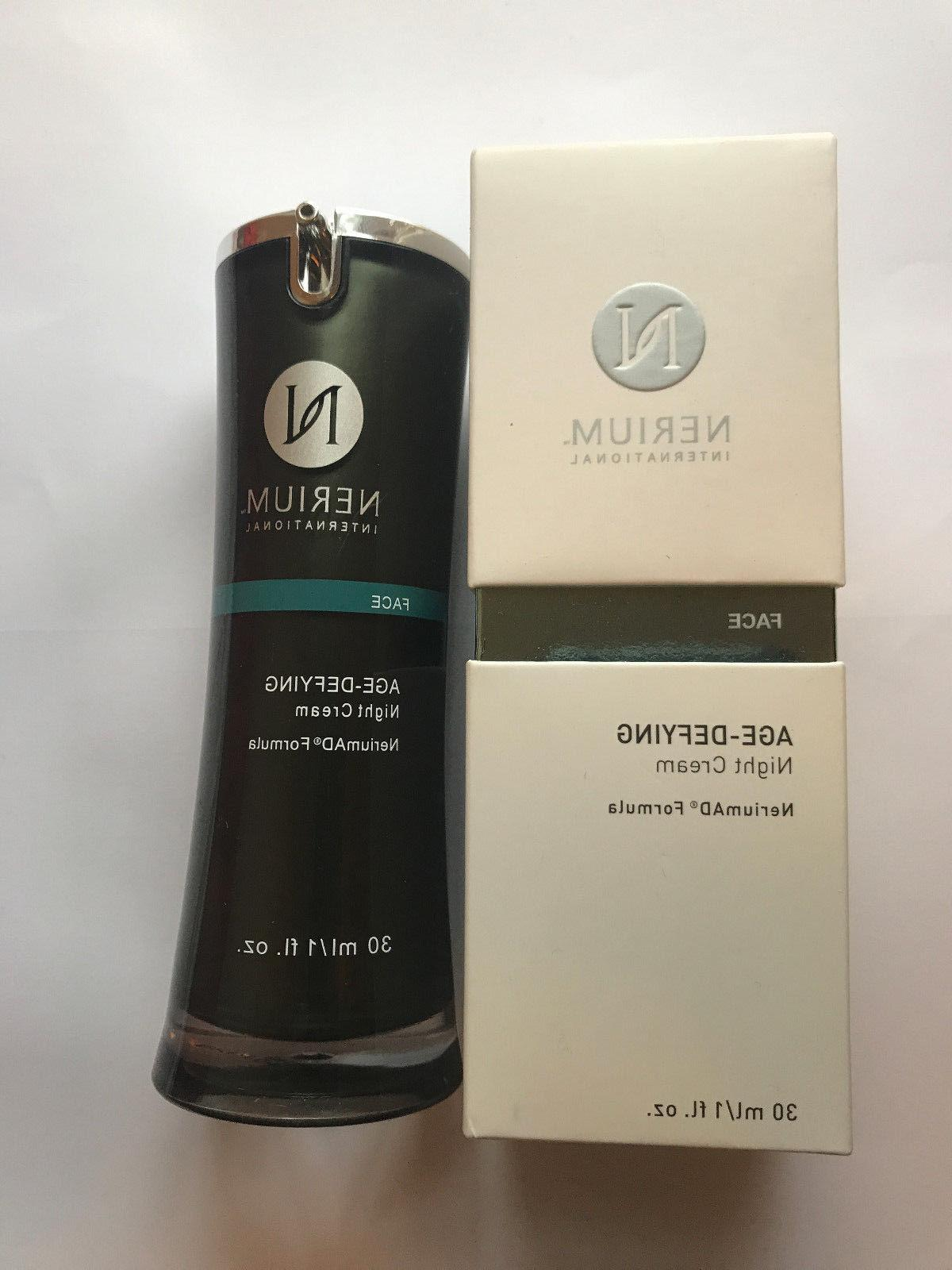 Nerium AD - Age Defying NIGHT CREAM, New in Box - NEWEST!