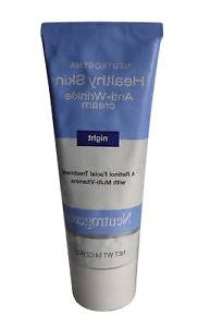 Neutrogena Healthy Skin Anti-Wrinkle Night Cream 1.4oz, Reti