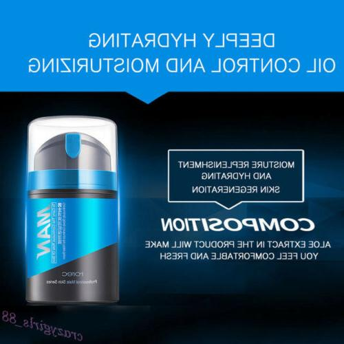 Oil-control Face Night Hyaluronic Facial Men