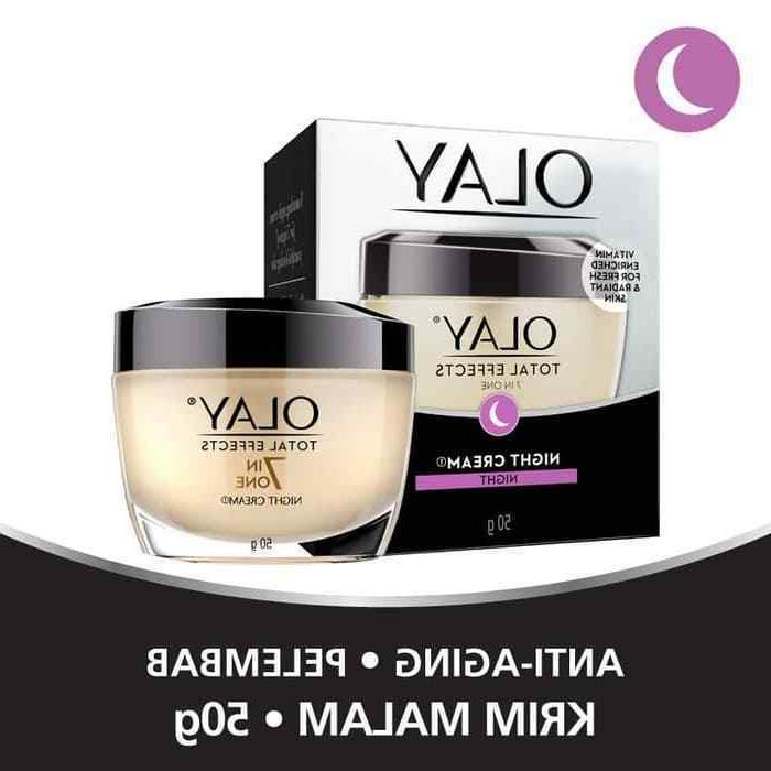Olay Total Effect In 1 Night Cream g