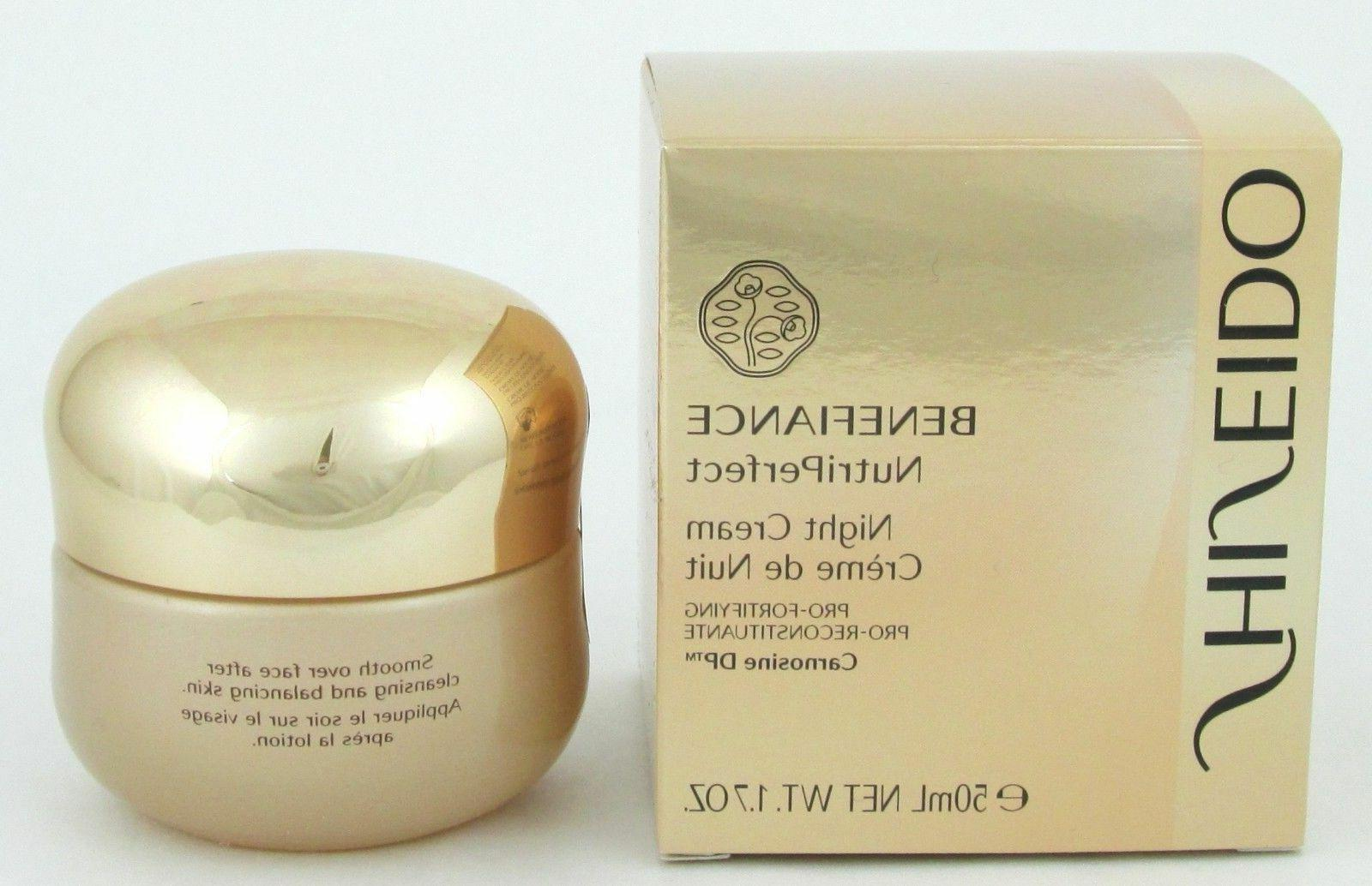 Shiseido NutriPerfect Cream 1.7