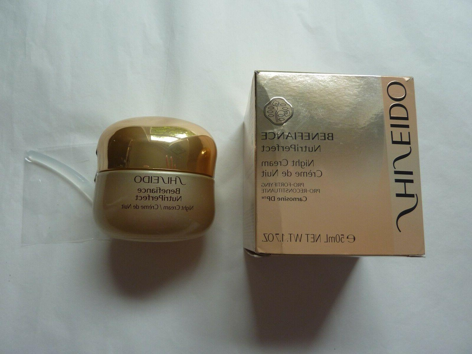 Shiseido Benefiance Cream 50ml