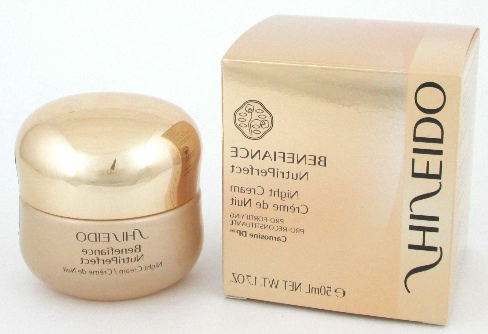 Shiseido NutriPerfect Cream oz 50ml