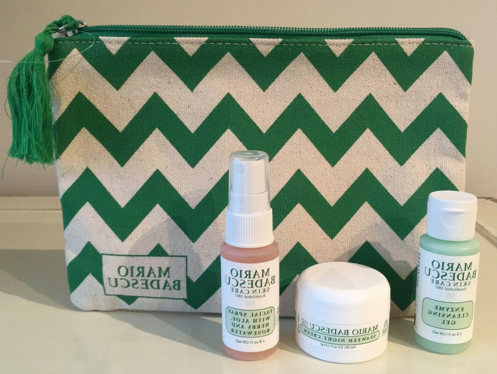 alpha grapefruit cleansing lotion and facial mist