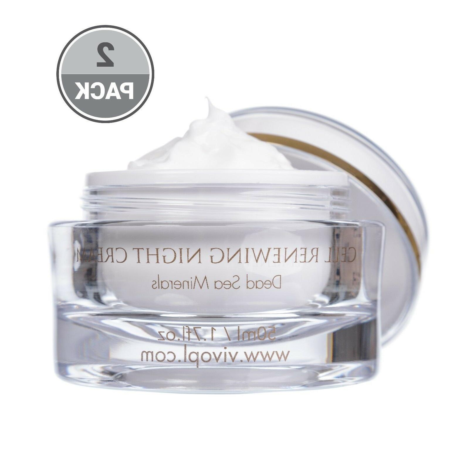 Vivo Per Lei Cell Renewal Night Cream, Look Younger,