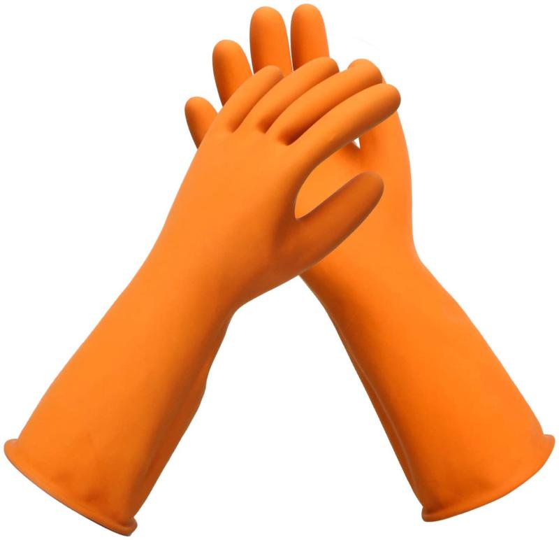 Chemical Gloves, Enpoint Duty Stro