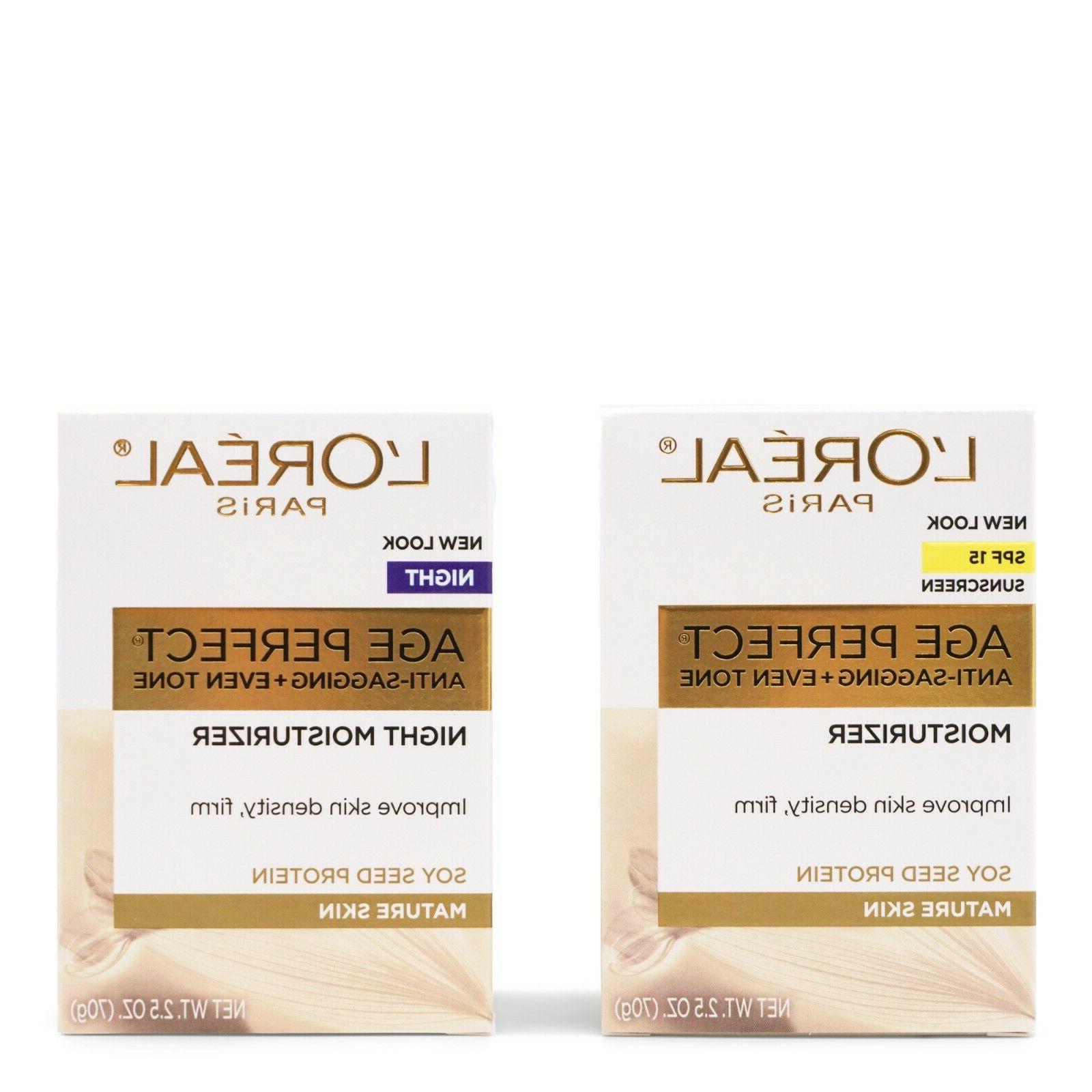 L'Oreal Perfect Mature + 2020 Packaging