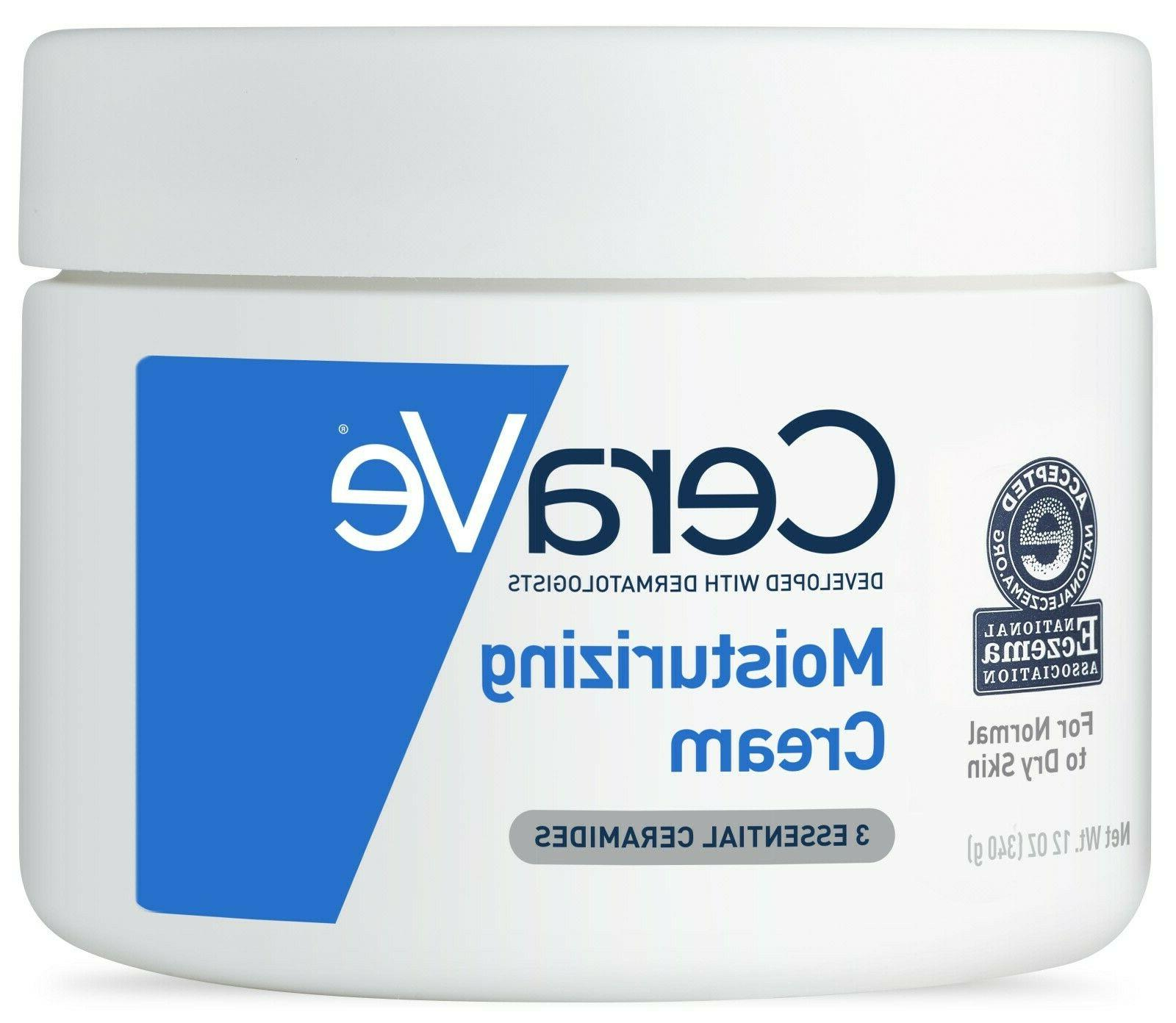 moisturizing cream 19 oz daily face