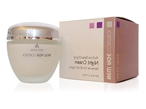 new age control active beautifying cream 50ml