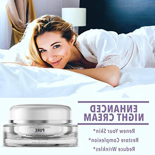 Premium Moisturizer Retinol, Acid Breakthrough Aging Appearance Fine Lines Face & Neck Skin Care for Men Women