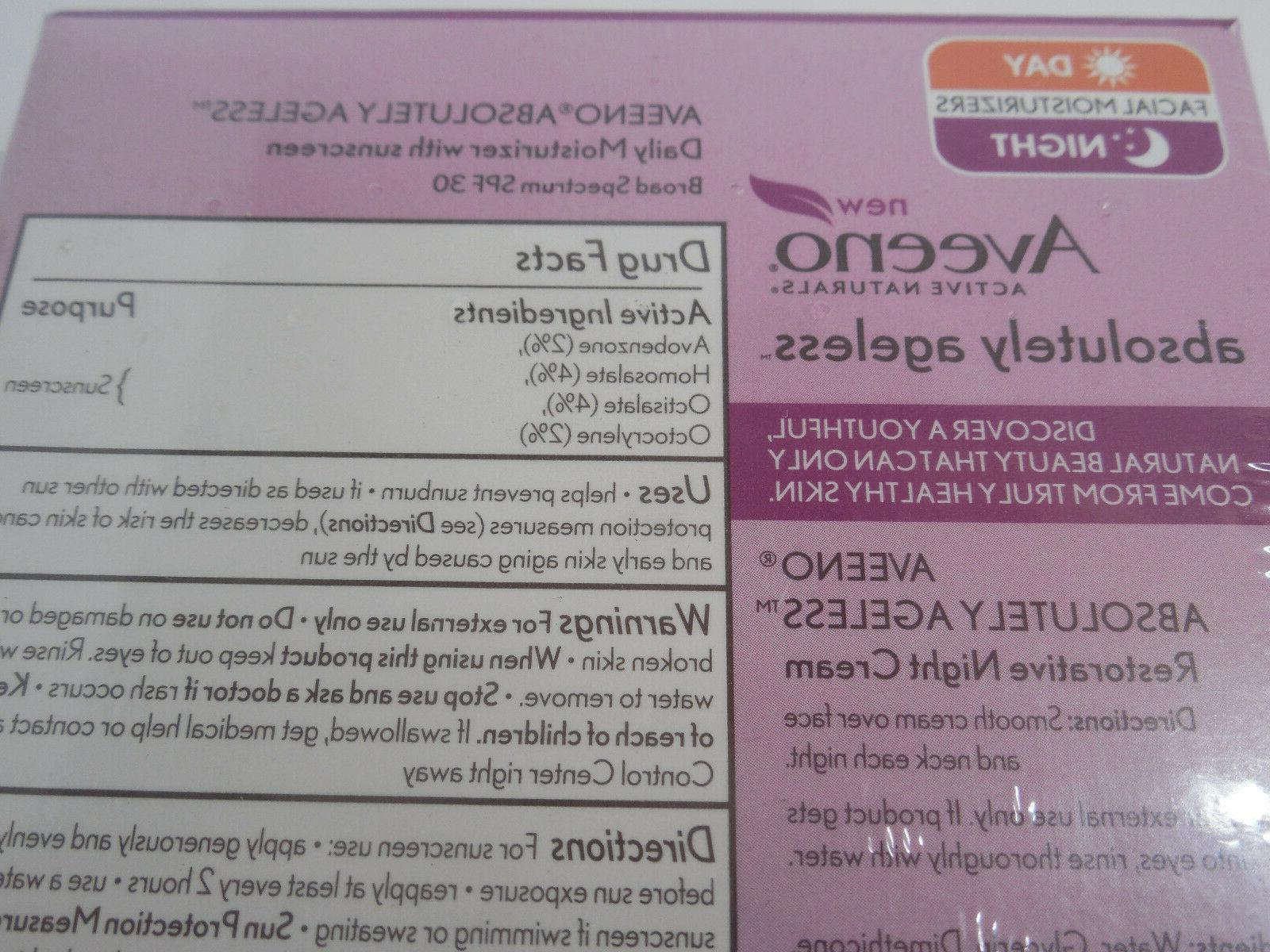 QTY Facial Care Day/Night Cream 4tubes