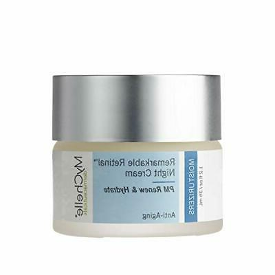 MyChelle Remarkable Retinal Night Cream for All Skin Types,