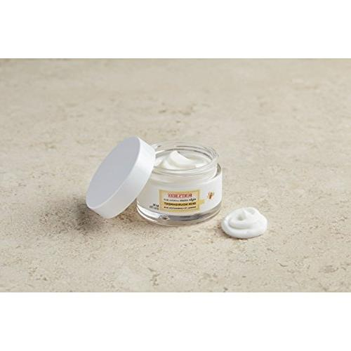 Burt's Skin Nourishment Night Cream for to Combination Skin 1.8